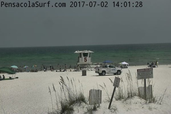 Sunday Afternoon Beach and Surf Report 7/2/17
