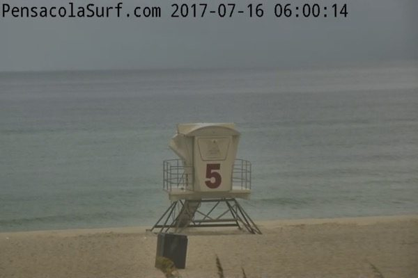 Sunday Morning Beach and Surf Report 7/16/17