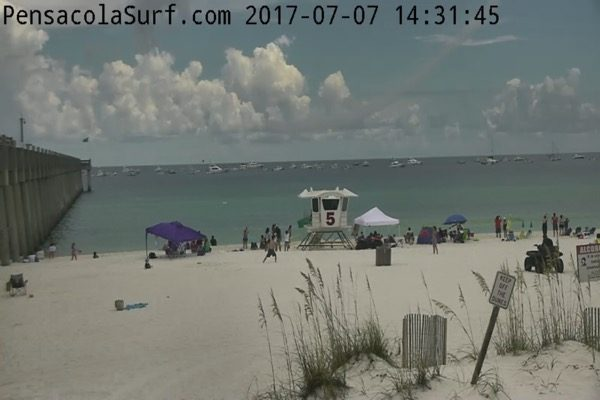 Friday Afternoon Beach and Surf Report 7/7/17