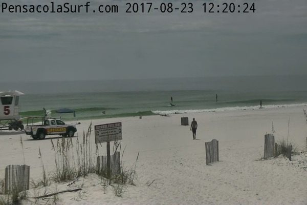 Wednesday Afternoon Beach and Surf Report 8/23/17
