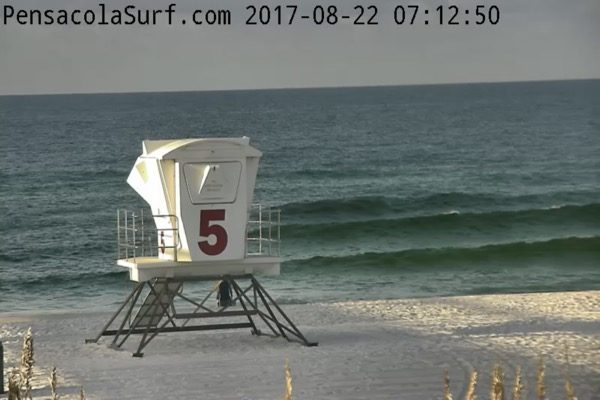 Tuesday Morning Beach and Surf Report 8/22/17
