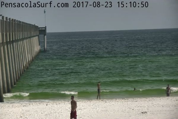Wednesday Late Afternoon Surf Report 8/23/17