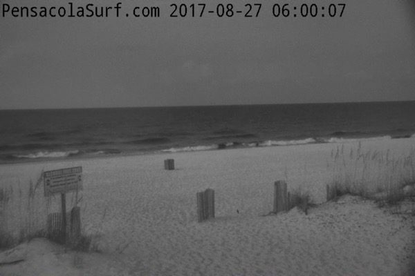 Sunday Morning Beach and Surf Report 8/27/17