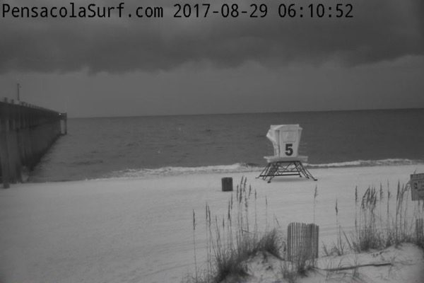 Tuesday Morning Beach and Surf Report 8/29/17