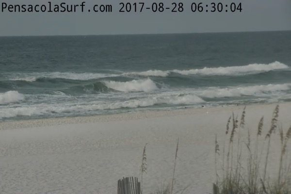 Monday Morning Beach and Surf Report 8/28/17