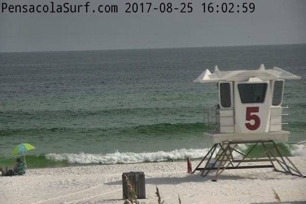 Friday After Work Beach and Surf Report 8/25/17