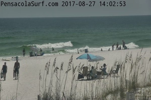 Sunday Afternoon Beach and Surf Report 8/27/17