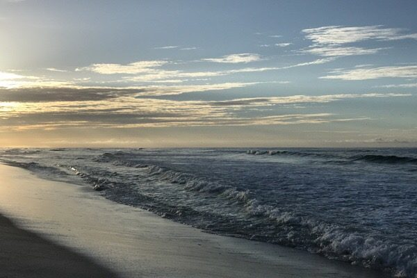 Friday Morning Beach and Surf Report 8/11/17