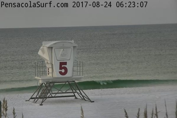 Thursday Morning Beach and Surf Report 8/24/17