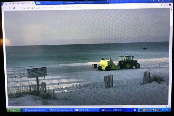 Wednesday Morning Beach and Surf Report 9/27/17