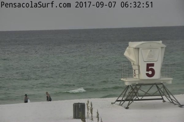 Thursday Morning Beach and Surf Report 9/7/17