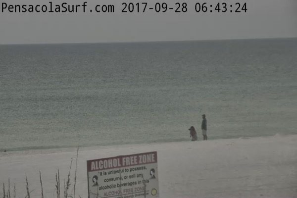Thursday Morning Beach and Surf Report 9/28/17