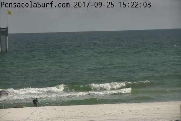 Monday Afternoon Beach and Surf Report 9/25/17