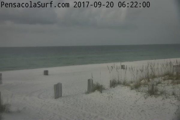 Wednesday Morning Beach and Surf Report 9/20/17