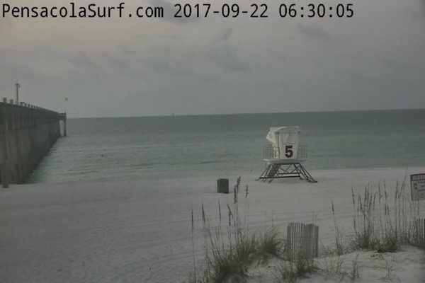 Friday Morning Beach and Surf Report 9/22/17