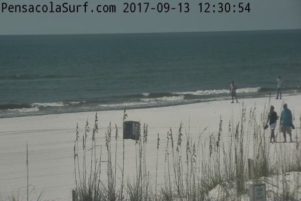 Wednesday Afternoon Beach and Surf Report 9/13/17