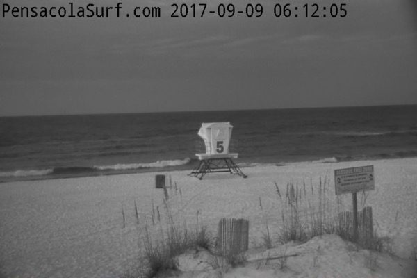 Saturday Morning Beach and Surf Report 9/9/17