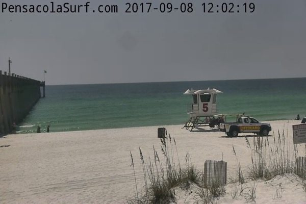Friday Afternoon Beach and Surf Report 9/8/17