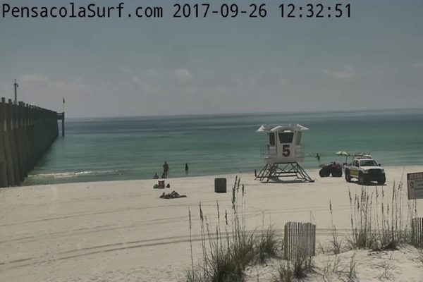 Tuesday Afternoon Beach and Surf Report 9/26/17