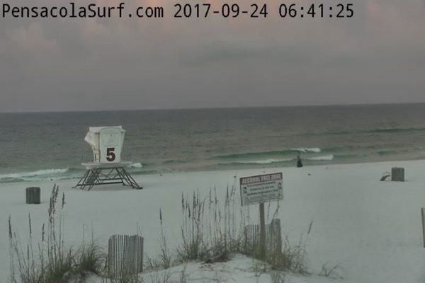 Sunday Morning Beach and Surf Report 9/24/17