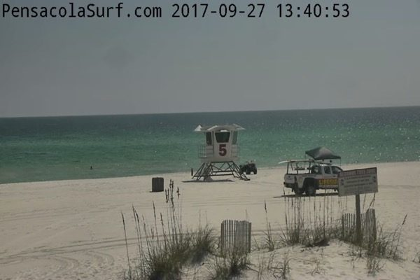 Wednesday Afternoon Beach and Surf Report 9/27/17
