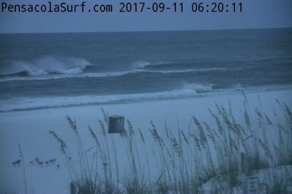 Monday Morning Beach and Surf Report 9/11/17