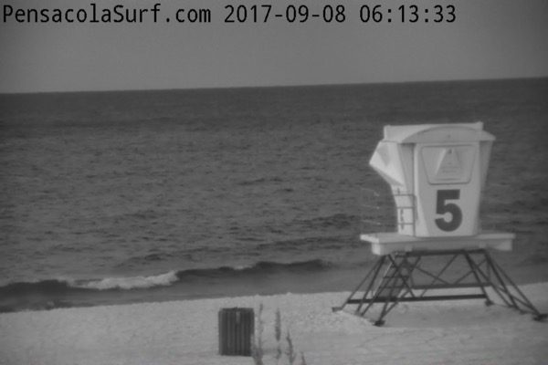 Friday Morning Beach and Surf Report 9/8/17