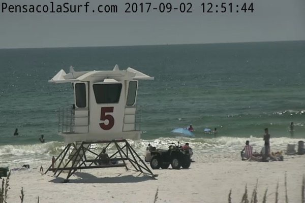 Saturday Afternoon Beach and Surf Report 9/2/17