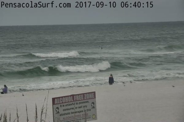 Sunday Morning Beach and Surf 9/10/17