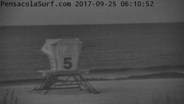 Monday Morning Beach and Surf Report 9/25/17