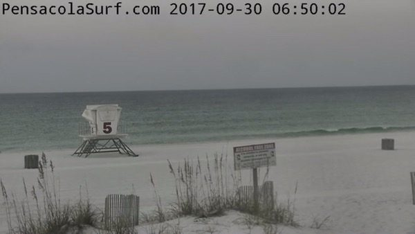 Saturday Morning Beach and Surf Report 9/30/17