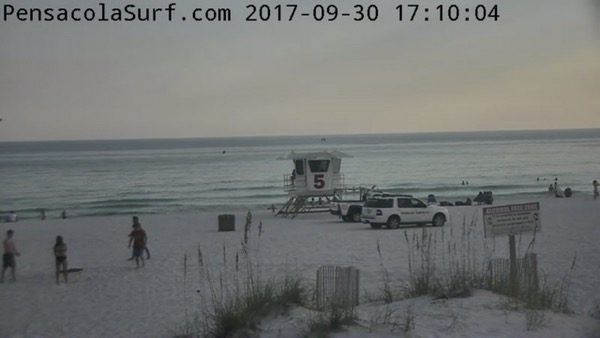 Saturday Afternoon Beach and Surf Report 9/30/17