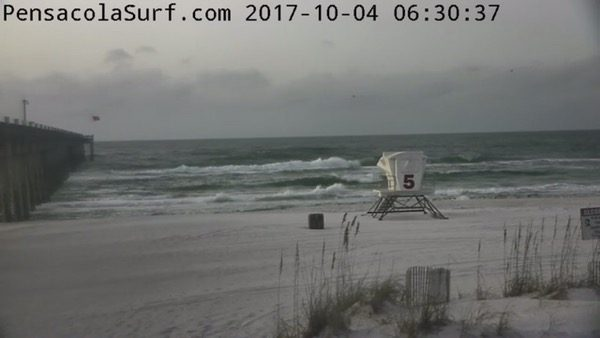 Wednesday Morning Beach and Surf Report 10/4/17