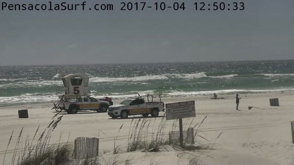 Wednesday Afternoon Beach and Surf Report 10/4/17