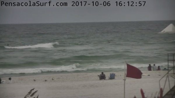Friday Afternoon Beach and Surf Report 10/6/17