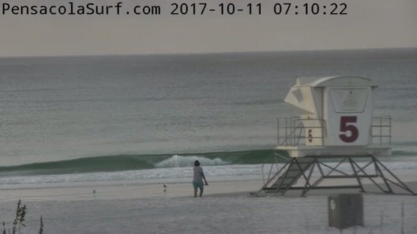 Wednesday Morning Beach and Surf Report 10/11/17
