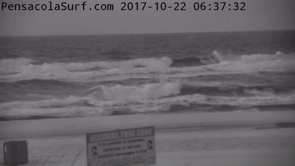 Sunday Morning Beach and Surf Report 10/22/17