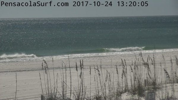 Tuesday Afternoon Beach and Surf Report 10/24/17