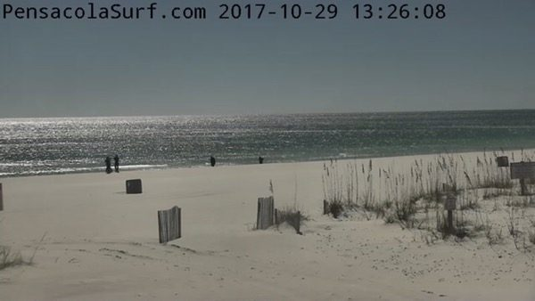 Sunday Afternoon Beach and Surf Report 10/29/17