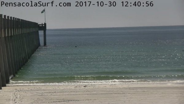 Monday Afternoon Beach and Surf Report 10/30/17