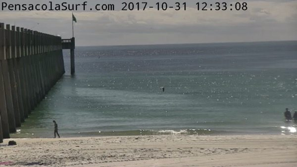 Tuesday Afternoon Beach and Surf Report 10/31/17