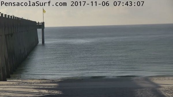 Monday Morning Beach and Surf Report 11/6/17