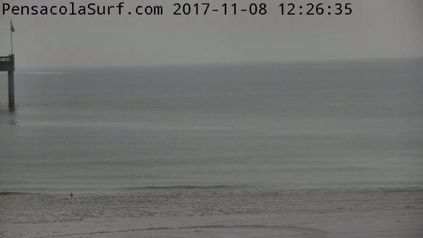 Wednesday Afternoon Beach and Surf Report 11/8/17
