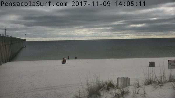 Thursday Afternoon Beach and Surf Report 11/9/17