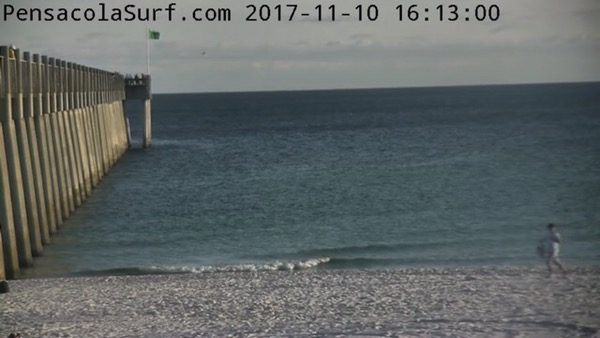 Friday Afternoon Beach and Surf Report 11/10/17
