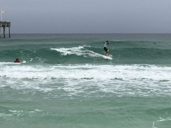 Sunday Afternoon Beach and Surf Report 11/12/17