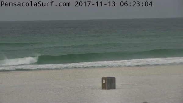 Monday Morning Beach and Surf Report 11/13/17