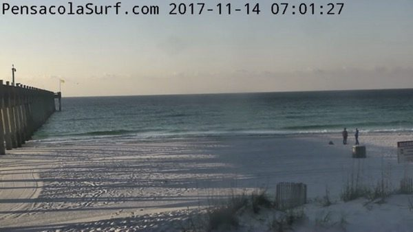 Tuesday Morning Beach and Surf Report 11/14/17