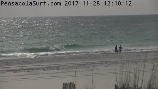 Tuesday Afternoon Beach and Surf Report 11/28/17