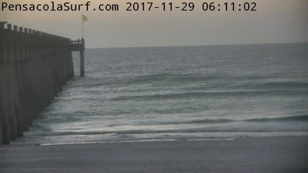 Wednesday Morning Beach and Surf Report 11/29/17